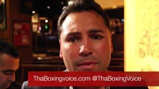 De La Hoya: WBC did the right thing suspending Adrien Broner