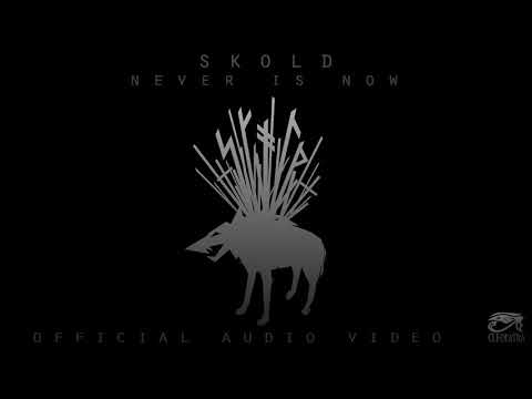 Skold - Never Is Now (Official Art Track Video) Mp3