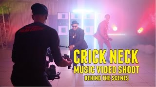 Sean Paul - Crick Neck (Behind The Scenes) ft. Chi Ching Ching