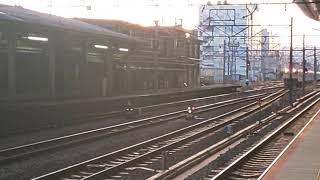 新型都営三田線6500形(第一編成)甲種輸送
