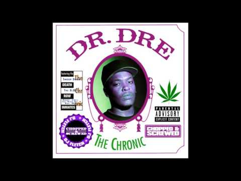 Dr Dre, Snoop Dogg  The Chronic Intro Chopped & Screwed  DJ Fletch