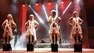Группа Вилы Art Group Vily Live Performance MadSound Moscow 23 7 2017