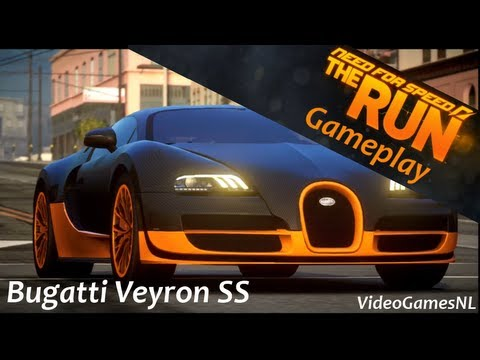 need for speed the run bugatti veyron 16 4 super sport. Black Bedroom Furniture Sets. Home Design Ideas
