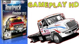 Towtruck Simulator 2015 Gameplay PC HD