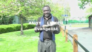 Jesus of Nazareth, King of the Jews, LONDON, Andy Lumeh Evangelist, Singer Songwriter,
