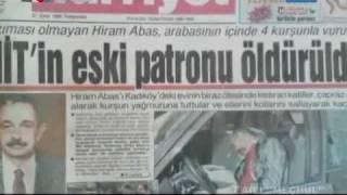 Repeat youtube video Efsane MIT Ajani Hiram Abas Nasil Olduruldu?