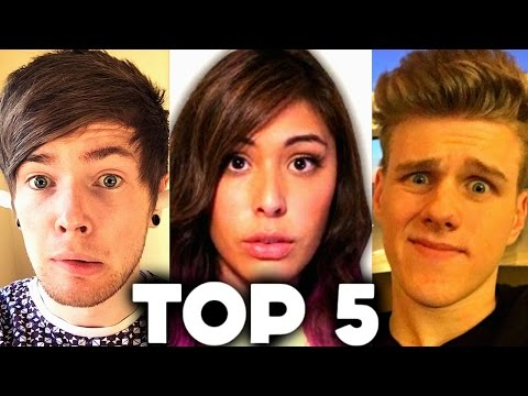 Top 5 YouTubers Quitting Minecraft (Little Kelly, Aphmau, Ihascupquake, Lachlan, DanTDM)