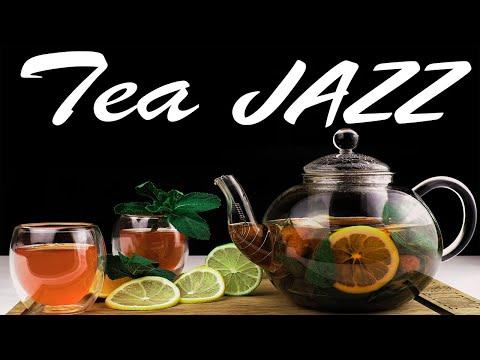 Tea Jazz - Soft Instrumental Bossa Nova JAZZ for Stress Relief