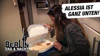 Berlin - Tag & Nacht - Alessia ist ganz unten! #1557 - RTL II