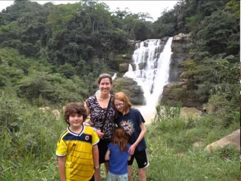 Family holidays in Colombia
