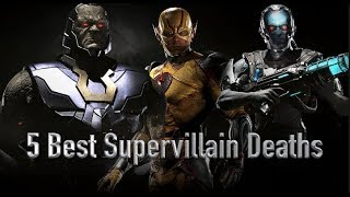 5 Best DC Supervillain Deaths
