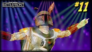 the unfortunate moments of star wars battlefront 11 dancing boba fett buddy shock troopers
