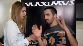 DJ Indra // MAXIMUS INTERVJU