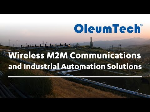 OleumTech Wireless M2M Communications And Industrial Automation Solutions