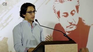 Radwan Mujib Siddiq's Speech at CRI Seminar on Bangabandhu Murder Case