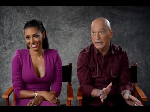 Mel B Wants Howie Mandel to Hook Her Up with Denzel Washington