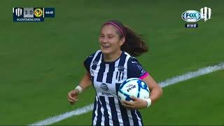 Los Goles con los que Desirée se convirtió en campeona de Goleo del Apertura 2019 en la Liga Femenil.