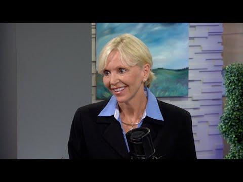 Paul Pepper: Kathy Lee, Heart Of America Marathon 2019 & Author Christine J. Gilbert