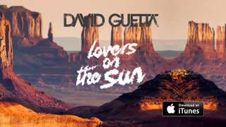 Скачать David Guetta Lovers On The Sun Spot