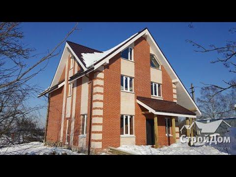 Строительство кирпичных домов в Санкт-Петербурге и Ленинградской области