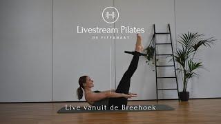 Livestream Pilates 29-06-21