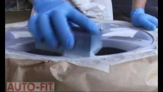 NAPRAW-SAM Samodzielna naprawa felgi aluminiowej.avi