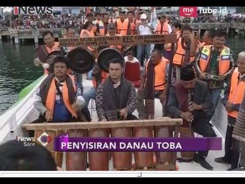 Keluarga Korban KM Sinar Bangun Gelar Ritual Adat & Mohon Maaf di Tepi Danau Toba - iNews Sore 23/06