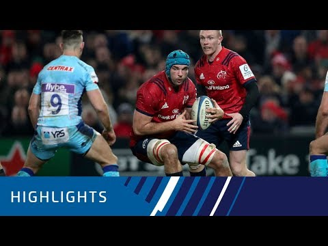 Munster Rugby v Exeter Chiefs (P2) - Highlights 19.01.19
