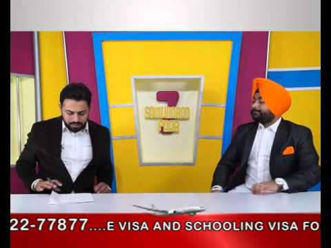 Top ten immigration company in  Jalandhar |  best Dependent visa consultant in punjab