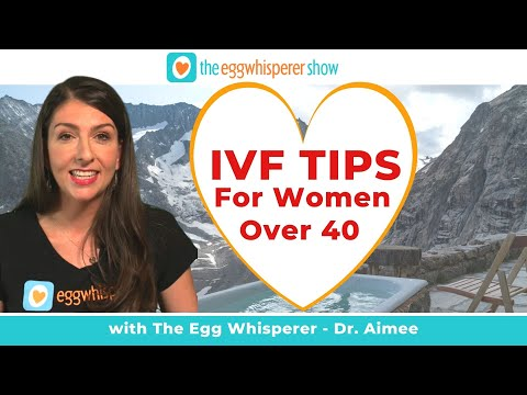 Over-40 Mother Shares Her Egg Donation In vitro fertilization treatments Story
