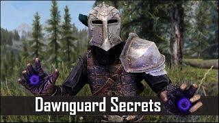 Skyrim: 5 More Dawnguard DLC Secrets You May Have Missed in The Elder Scrolls 5: Skyrim
