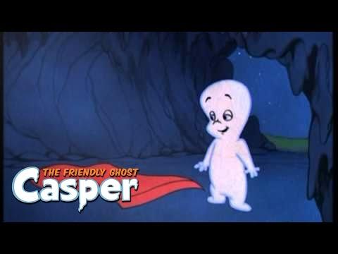 Casper The Ghost - Ice Scream & Bedtime Troubles