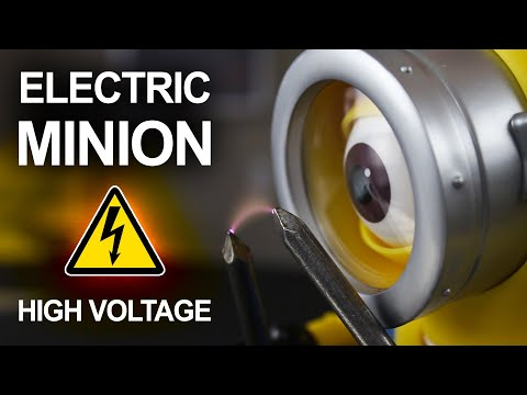 Thumbnail: Mad Science Minion (Caution: High Voltage)