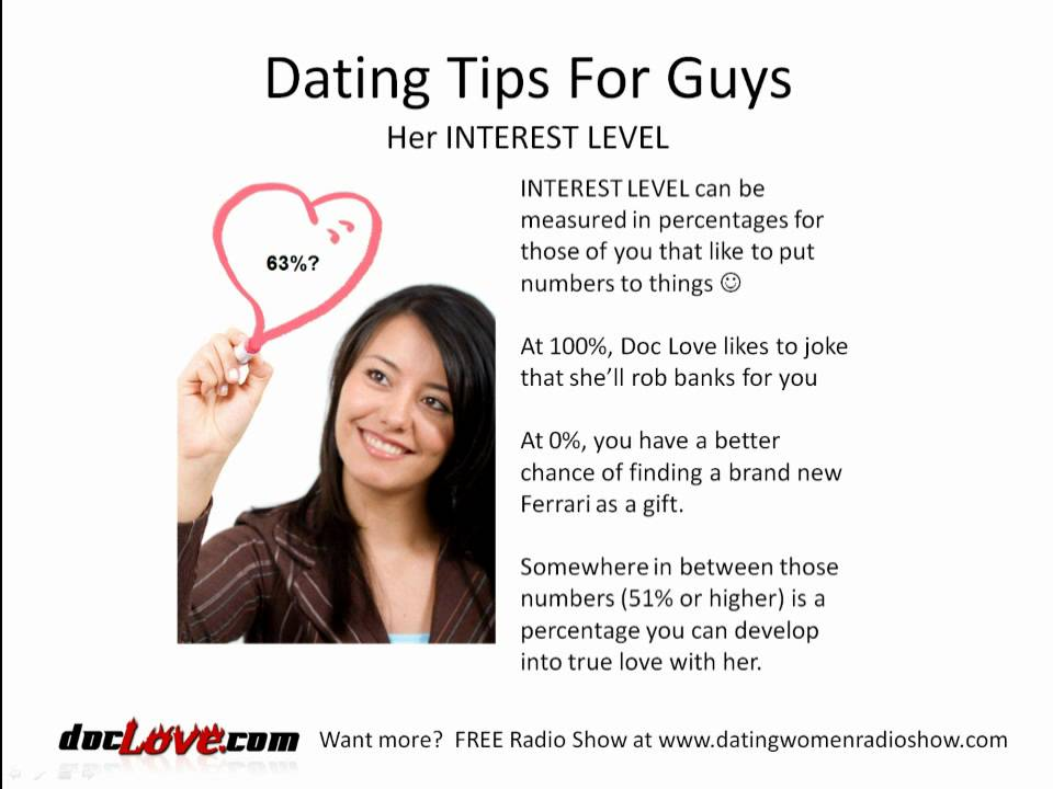 Doc love online dating tips