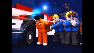 DIE CRIMINALS SIND TRYING TO ESCAPE (Roblox Jail Break Funny Moments)