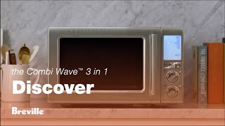 Download lagu Say hello to the Combi Wave 3 in 1 Air Fryer Convection OvenMicrowave MP3