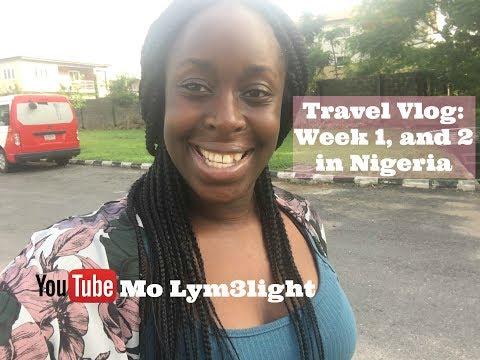 Travel Vlog 2: Lagos, Nigeria