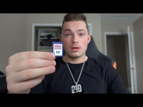 10 Year Old SD Card Reveals Shocking Footage