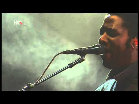 Bloc Party - TV-PRO shot Live @ Inmusic Festival, Zagreb 24th June 2013