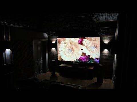 Бюджетный кинозал с XGIMI H2 Часть 2. Постройка.cinema House