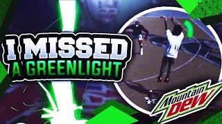 OMG I MISSED A GREEN! + WHY I WASNT A MOUNTAIN DEW WINNER! NBA 2K18 MISSED GREEN! MOUNTAIN DEW!!
