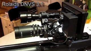Digital Night Vision Scope - Rolaids DNVS 3.1