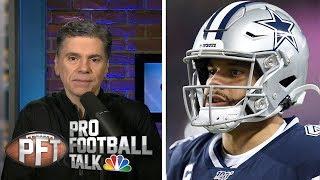 Why is Jerry Jones not firing Jason Garrett? | Pro Football Talk | NBC Sports