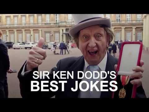 Sir Ken Dodd's best jokes