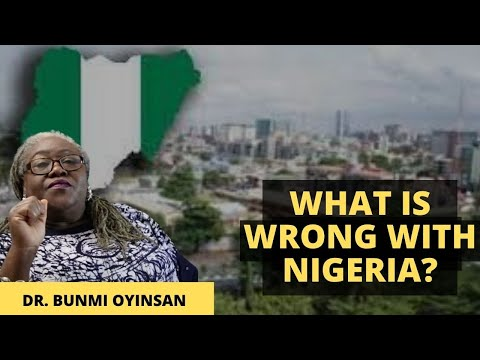 What is Wrong With Nigeria? Dele Farotimi Explains | Part 1 | Sankofa Pan African Series