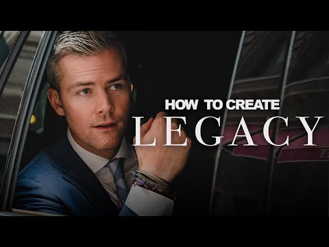 How to Create Legacy (Motivational) | Ryan Serhant Vlog #88
