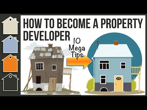 How To Become A Property Developer uk... 10 Big Project Management / Developing /Development Tips