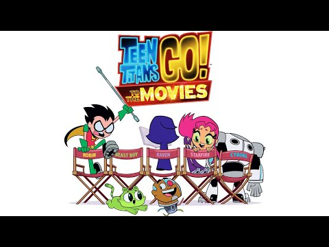 Teen Titans Go | Official Movie Trailer