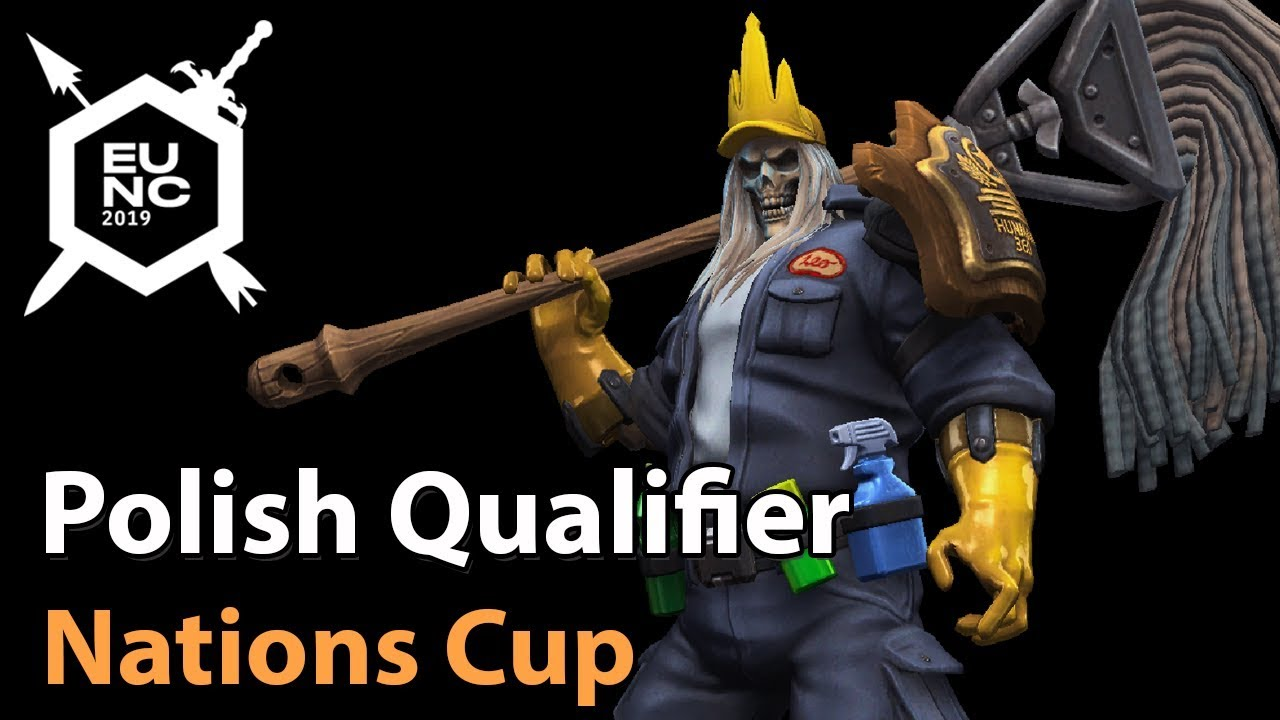 ► Polish Qualifier - Nations Cup - Heroes of the Storm Esports
