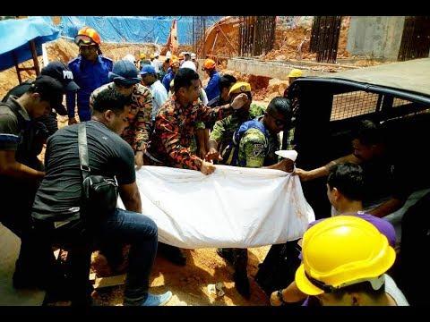 Body of third victim found in Tanjung Bungah landslide